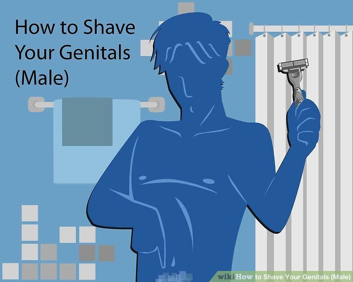 Are guys supposed to shave their balls