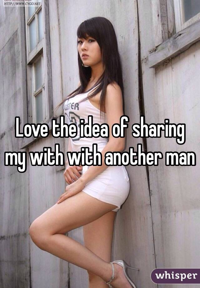Sharing wife with another man
