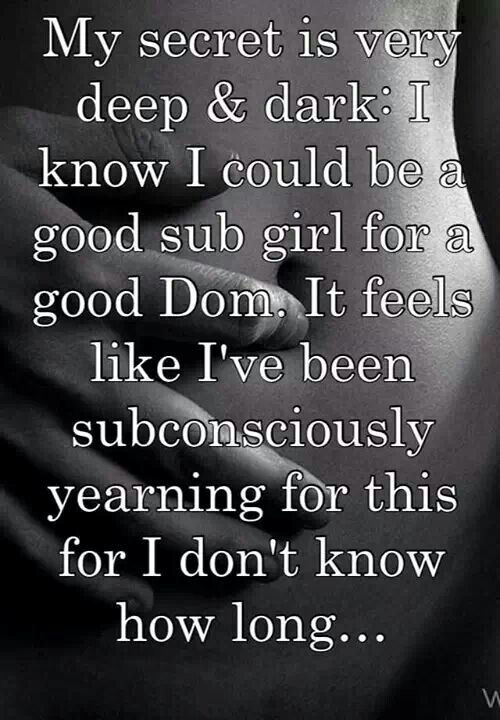 Do girls like to be submissive