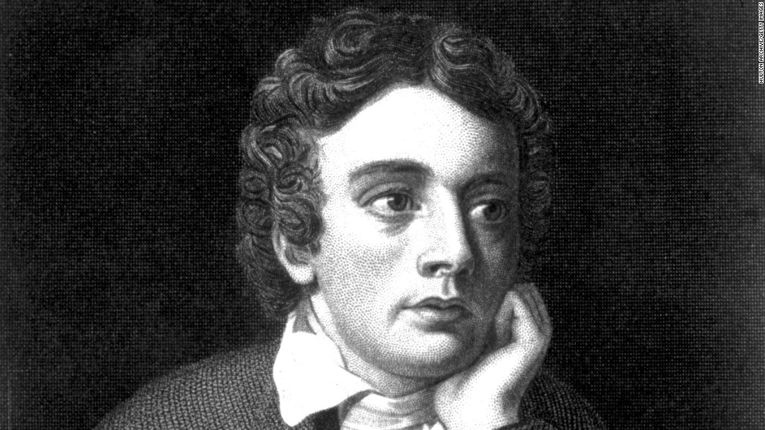 5 famous poets in english