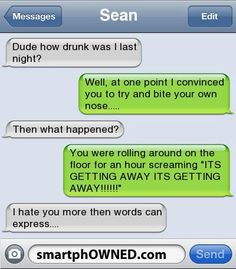 dirty texts to send to your boyfriend