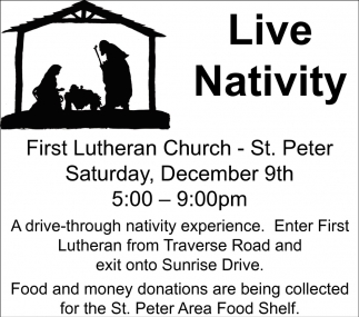 St peters mn live