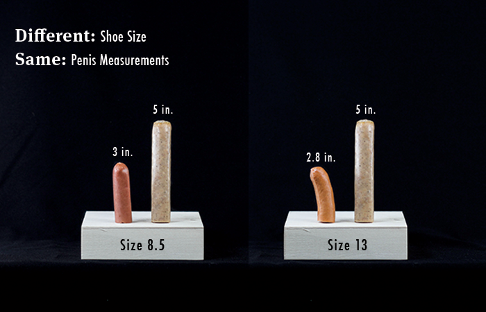 What size penis is considered small