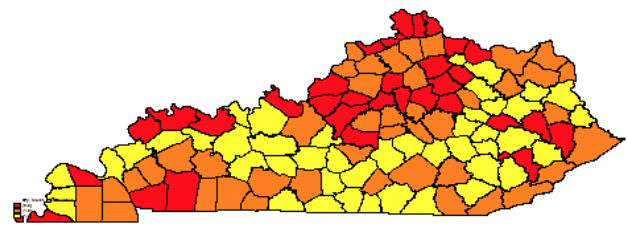 Dry counties in tennessee