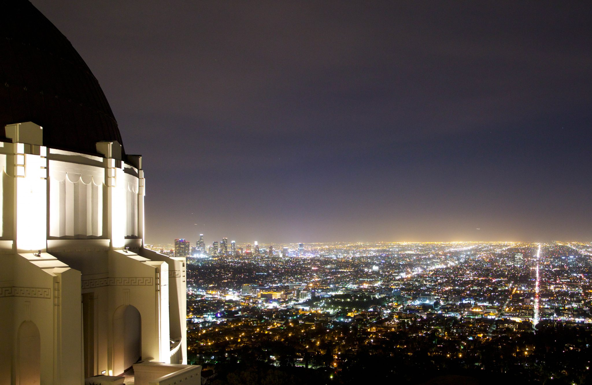 Romantic things to do in los angeles at night