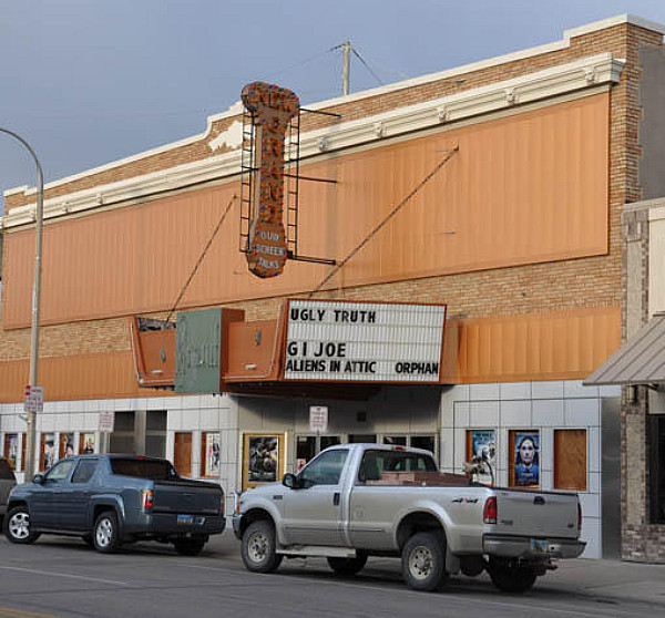 Movies playing in williston nd