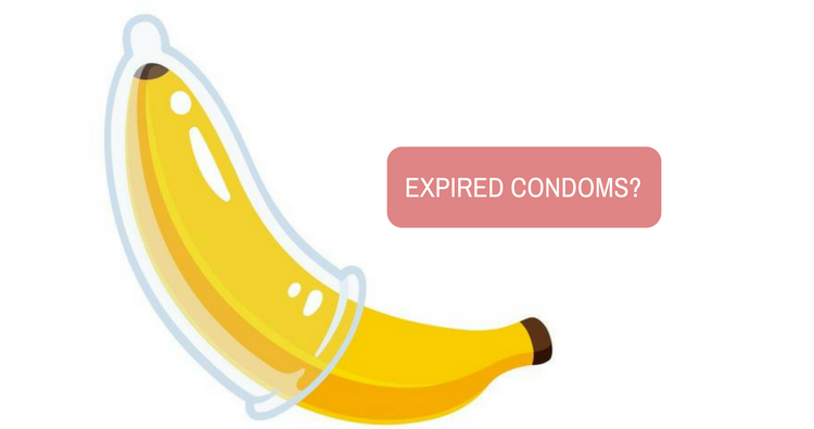 Can you use an expired condom
