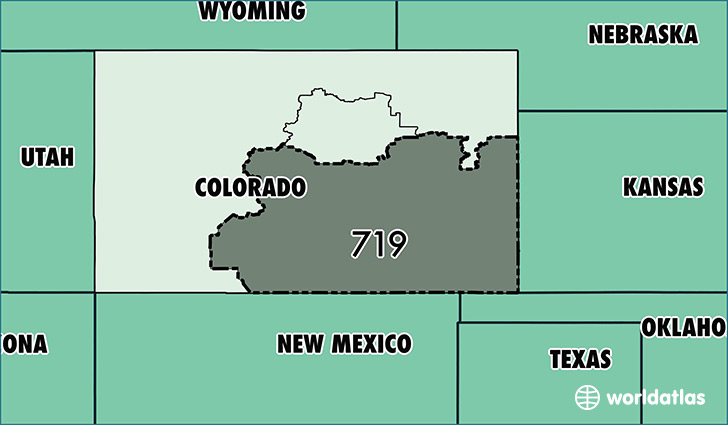 Florence colorado area code