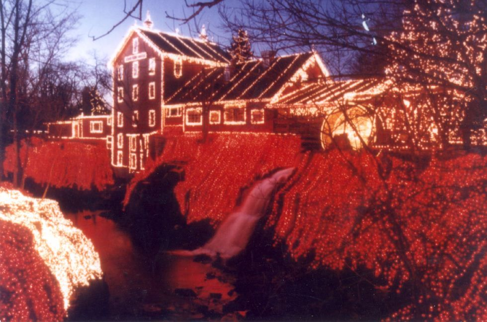 Clifton mills christmas lights