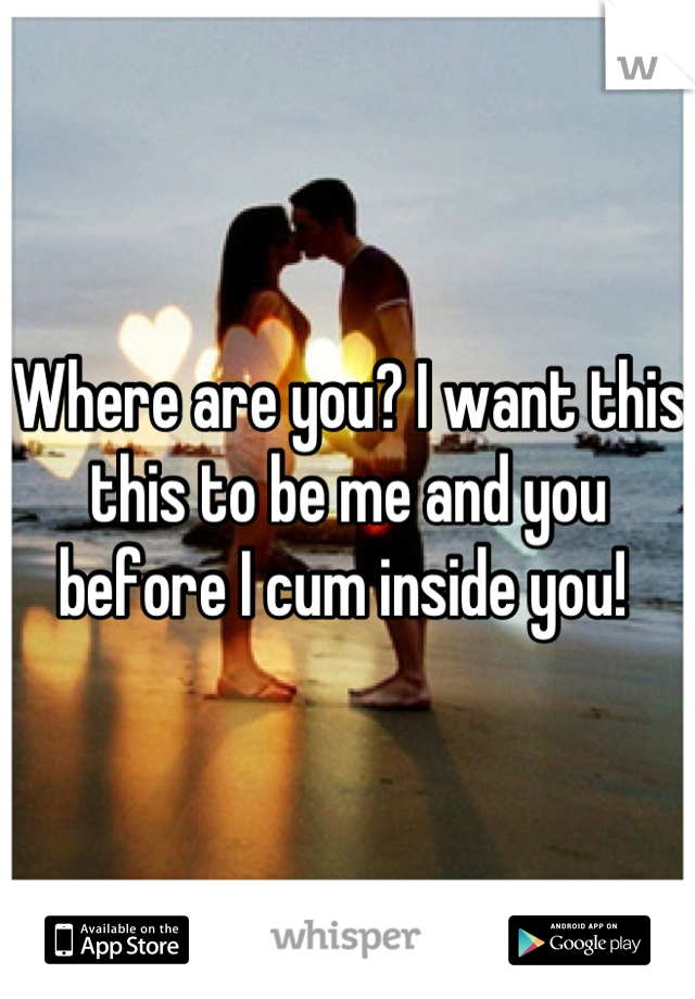 Where do you want me to cum
