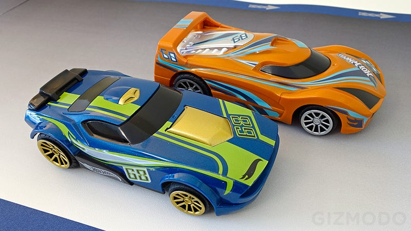 Hot wheels slot car replacement