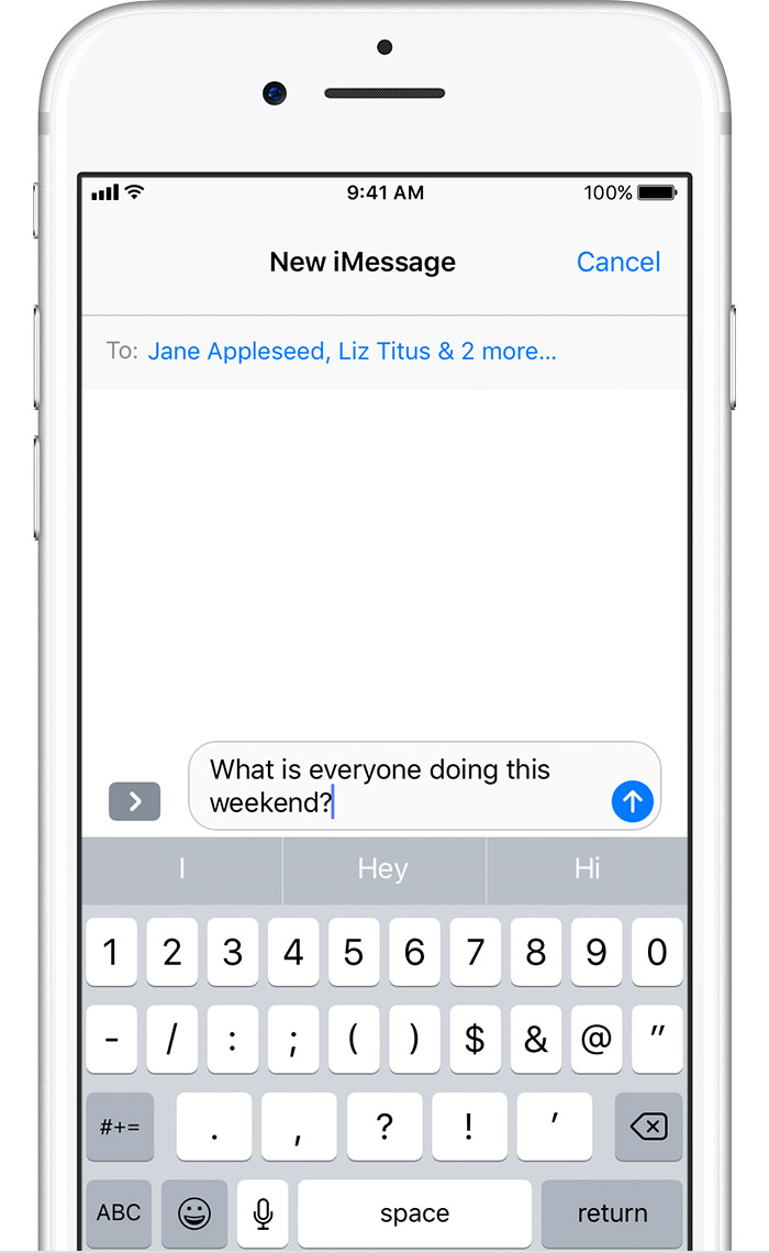 Can t reply to group text iphone