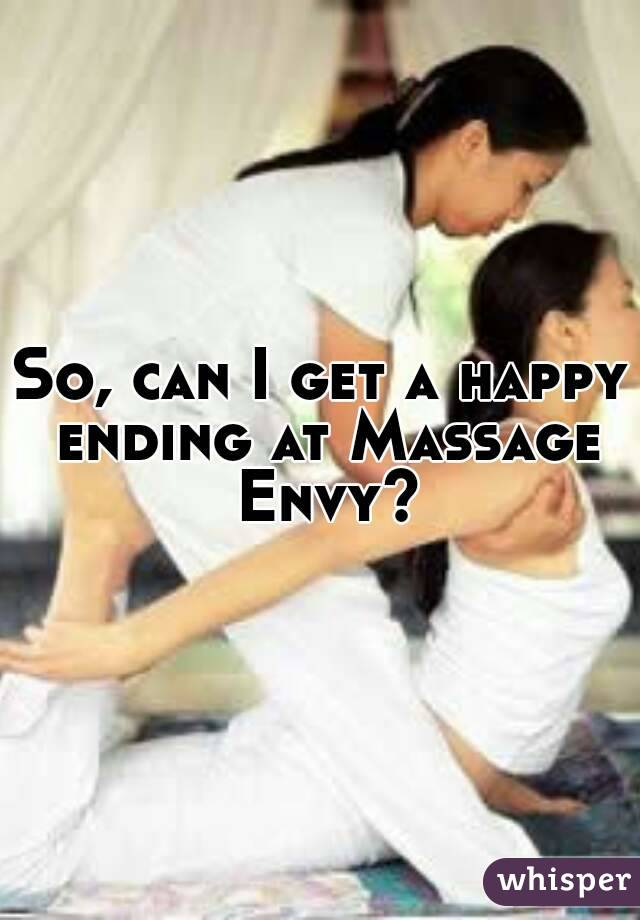 How to get a happy ending
