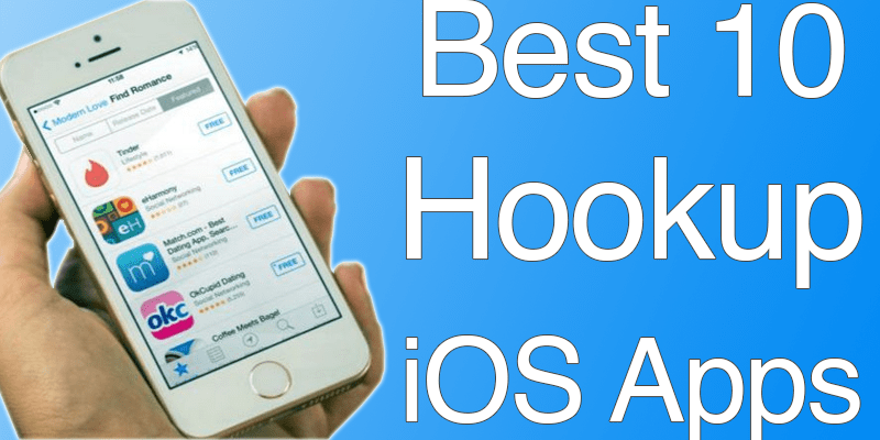 Hook up apps iphone