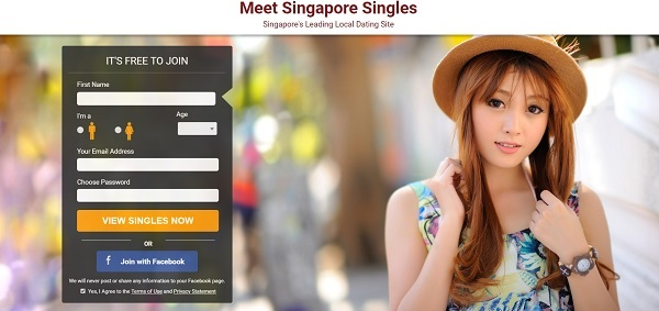 Best dating sites in singapore