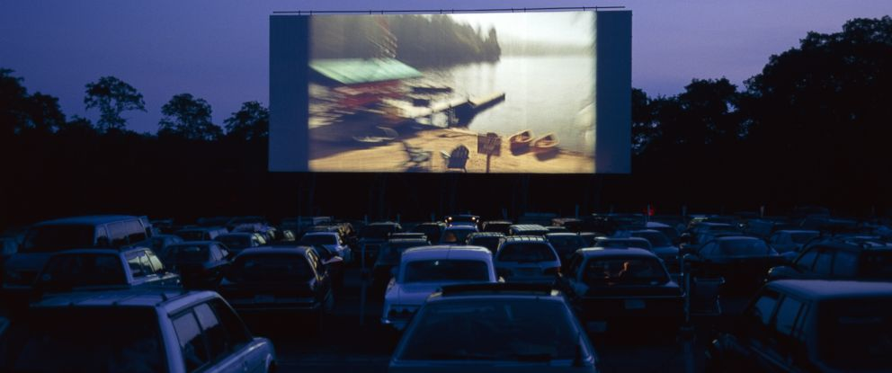 Drive in movie theater nj
