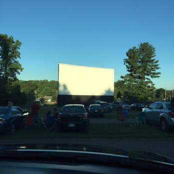 Eden drive in movie theater