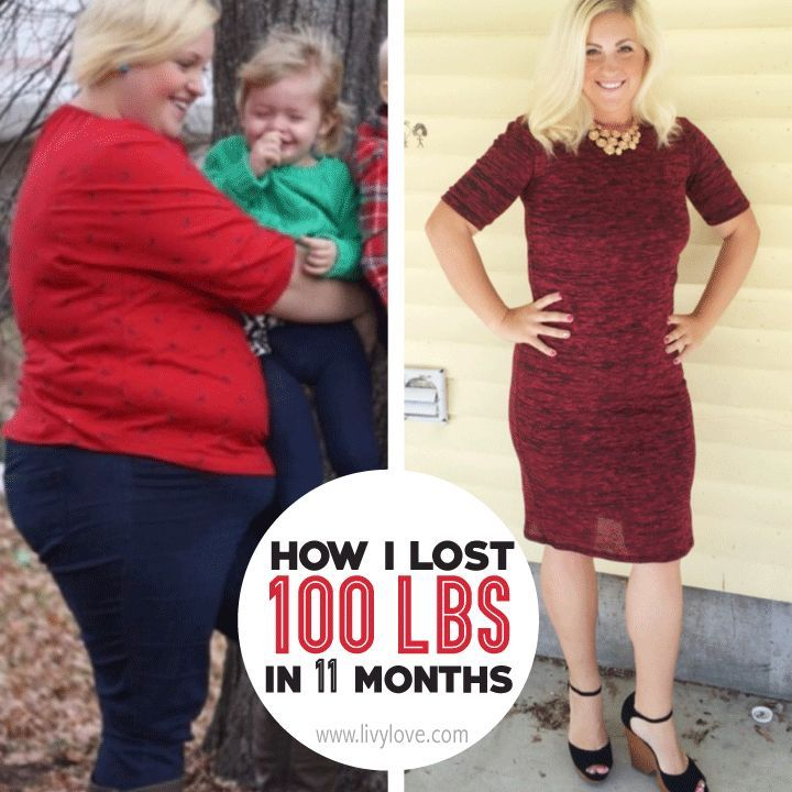 How to lose 100 lbs in 4 months