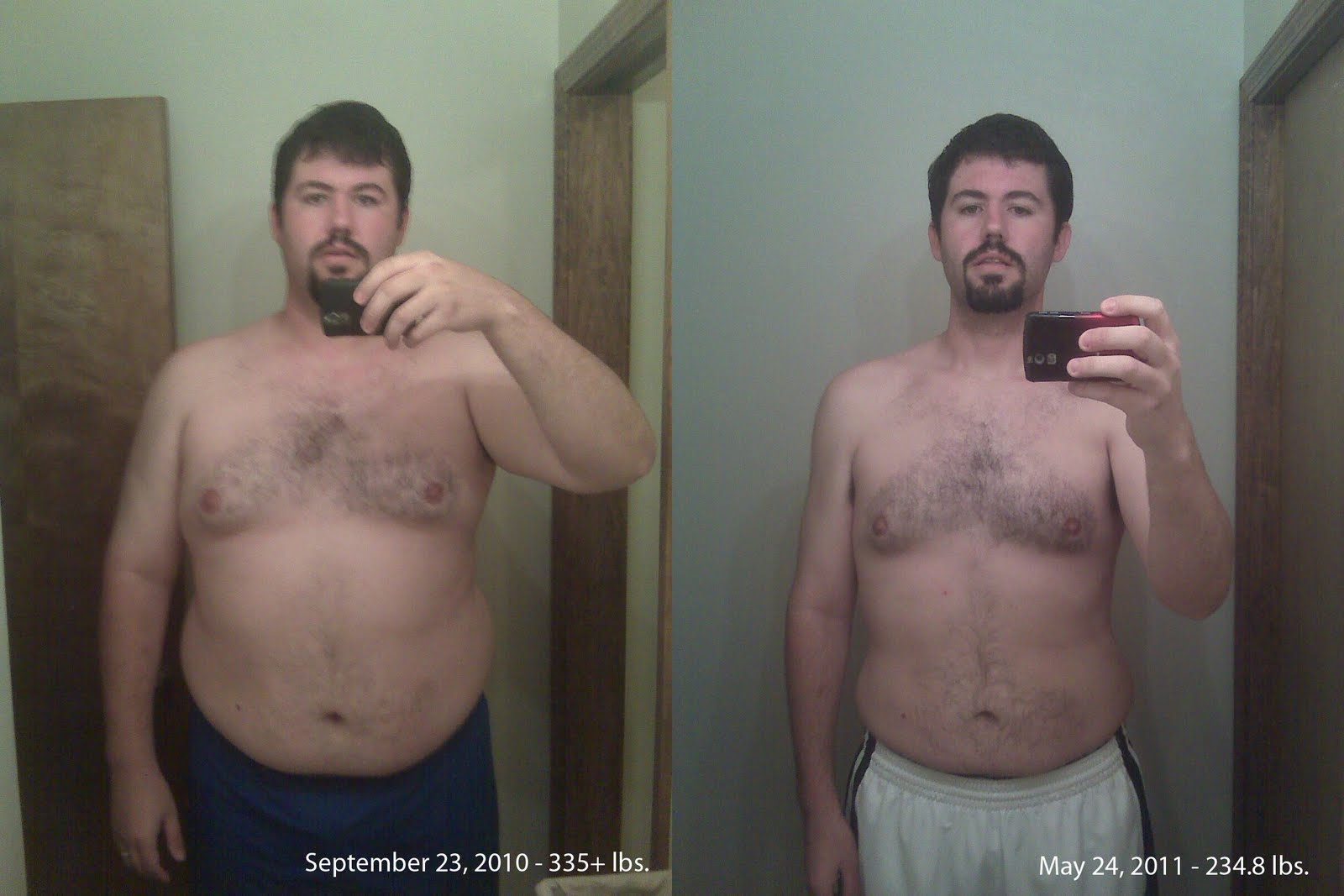 Lose 100 lbs in 4 months