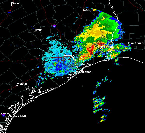 Doppler radar beaumont texas