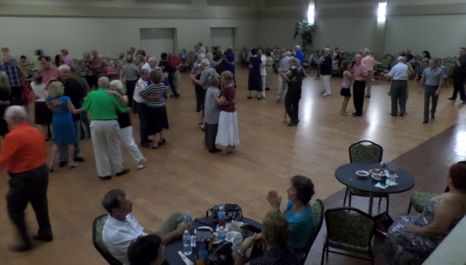 Singles dances for seniors