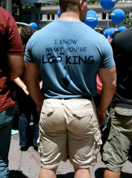 Men with nice asses