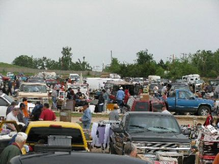 Swap meet oklahoma city
