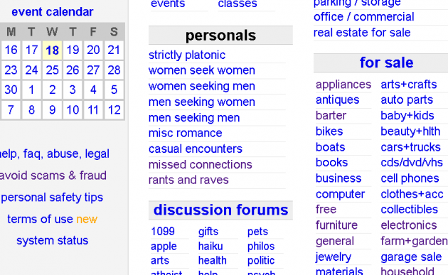 Are craigslist personals real