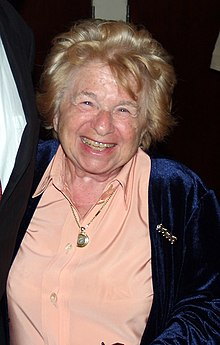 Dr ruth sexually speaking