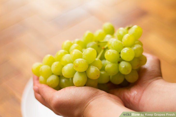 Do grapes have to be refrigerated