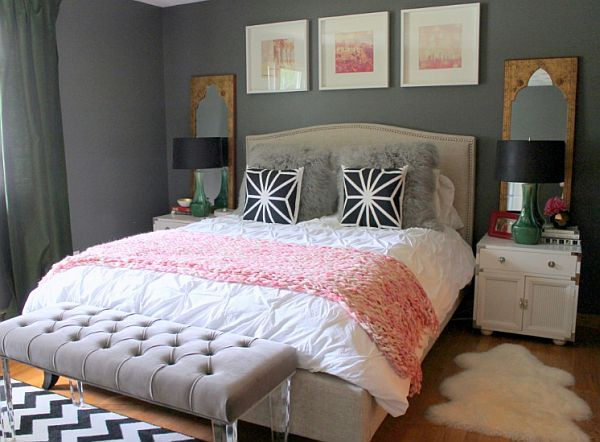 Bedroom ideas for 25 year old woman