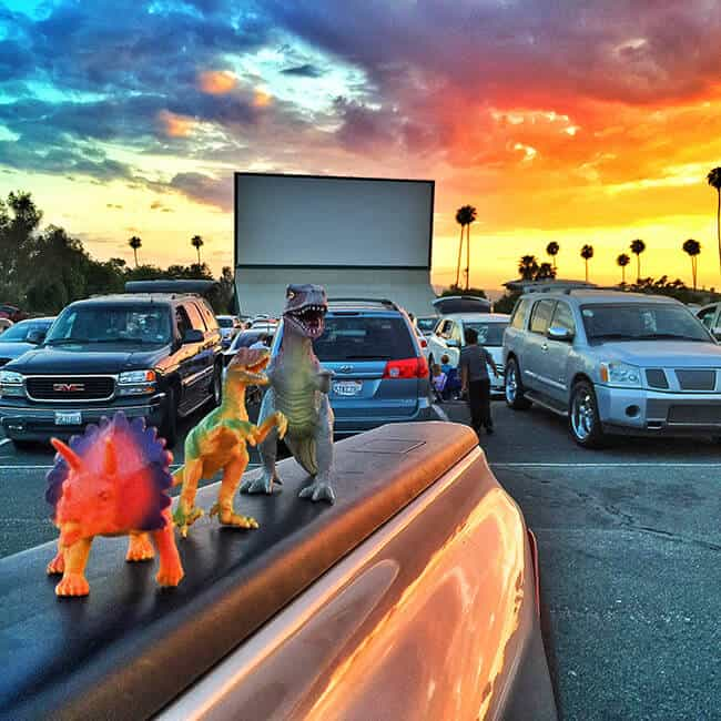 Drive in movie near me