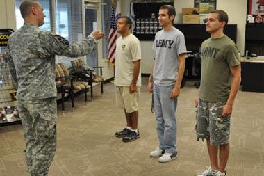 Can i get into the army with a ged