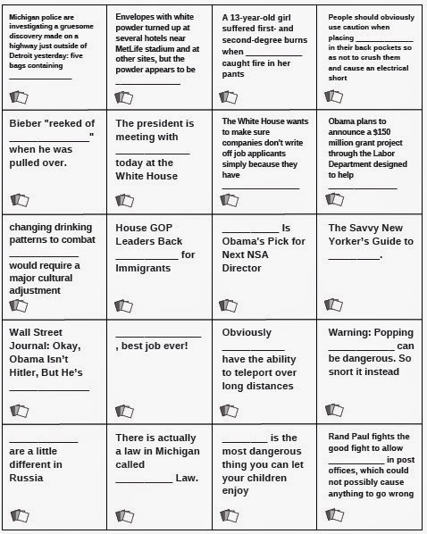 Cards against humanity pdf all white