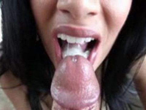 Swallow all my cum