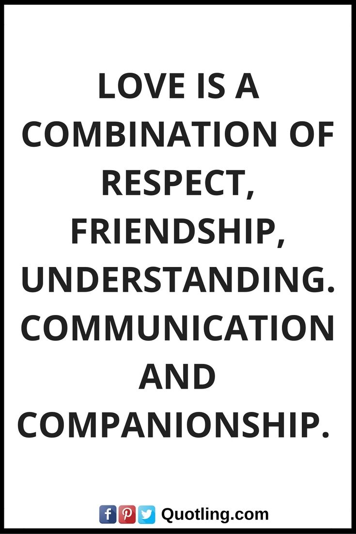 Companionship in a relationship