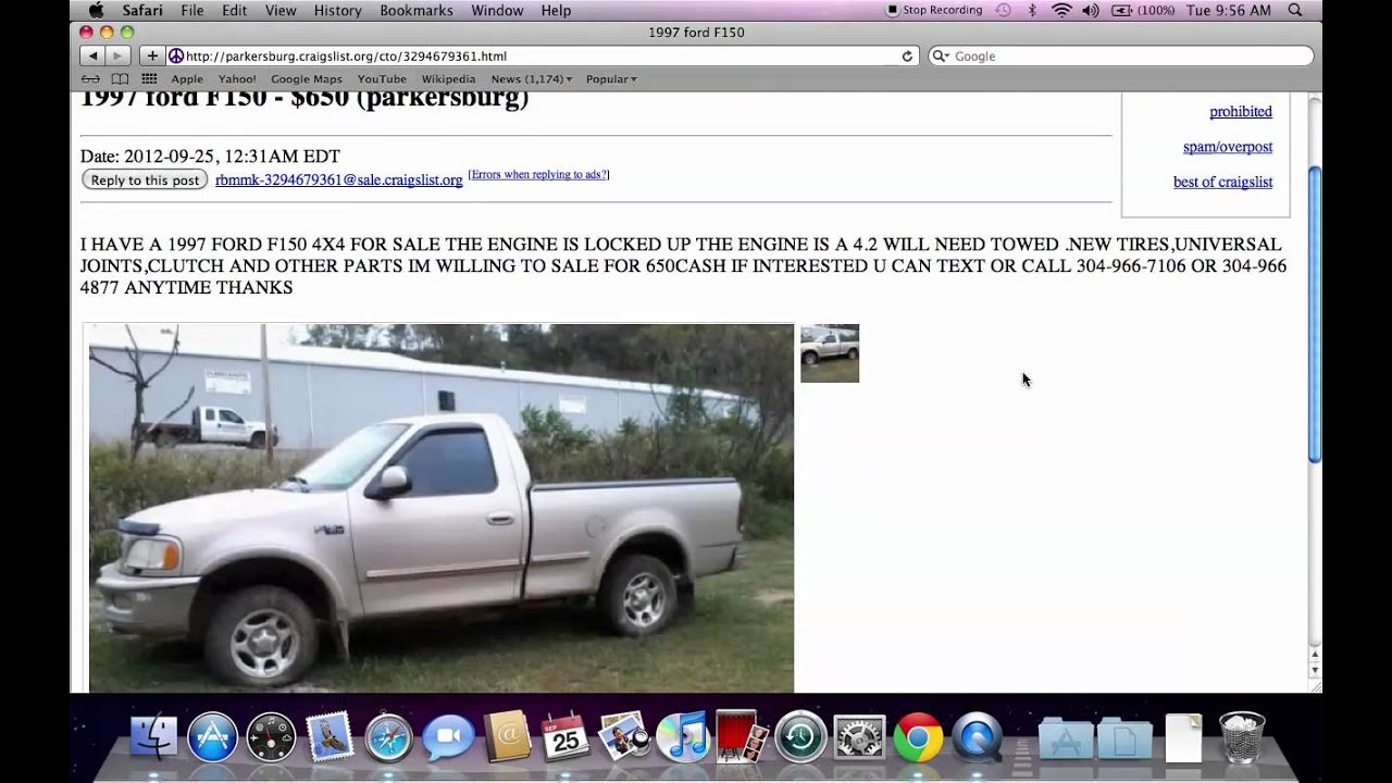 How To Use Craigslist Personals