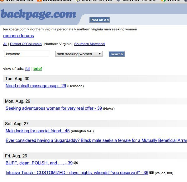 Craigslist southern illinois personals.
