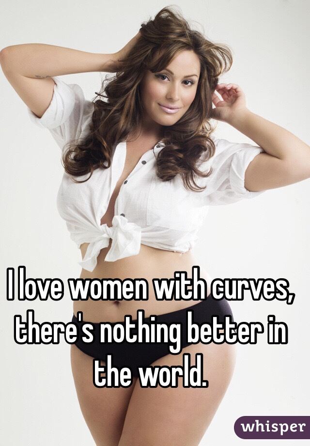 Curvy women are better