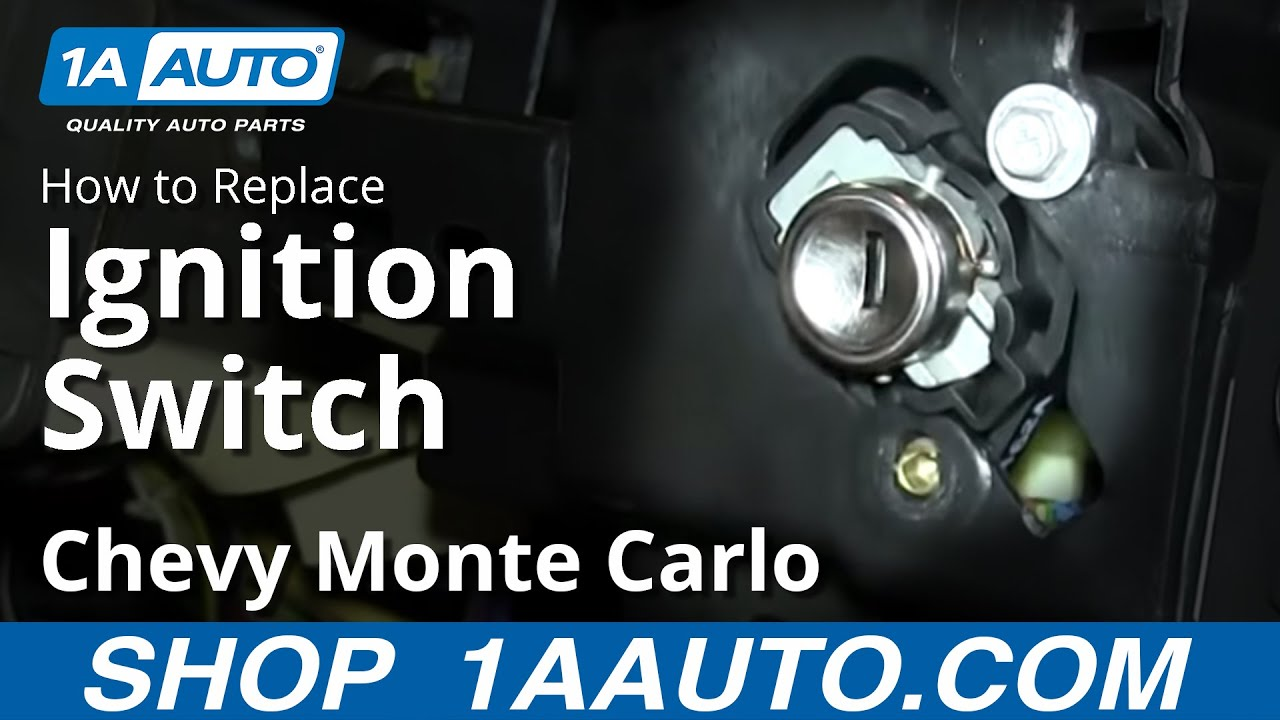 2002 chevy malibu ignition switch problems