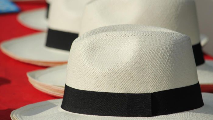 Which country makes panama hats