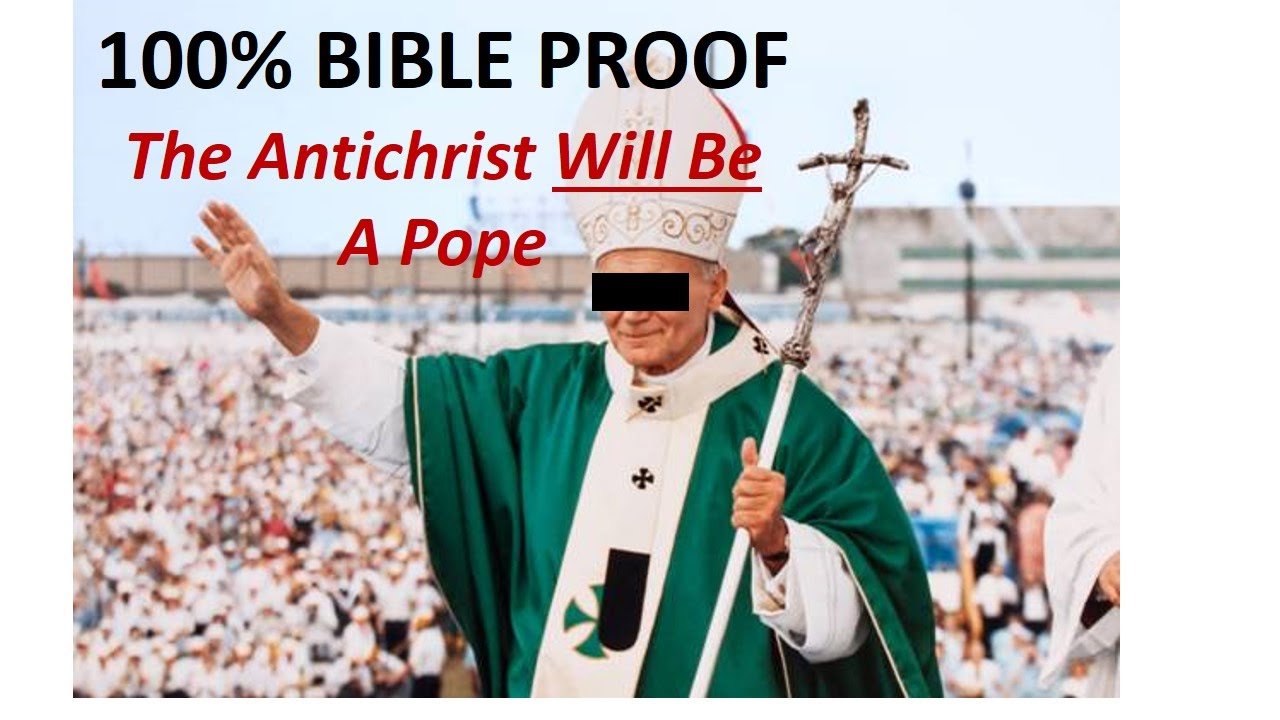 Signs of anti christ