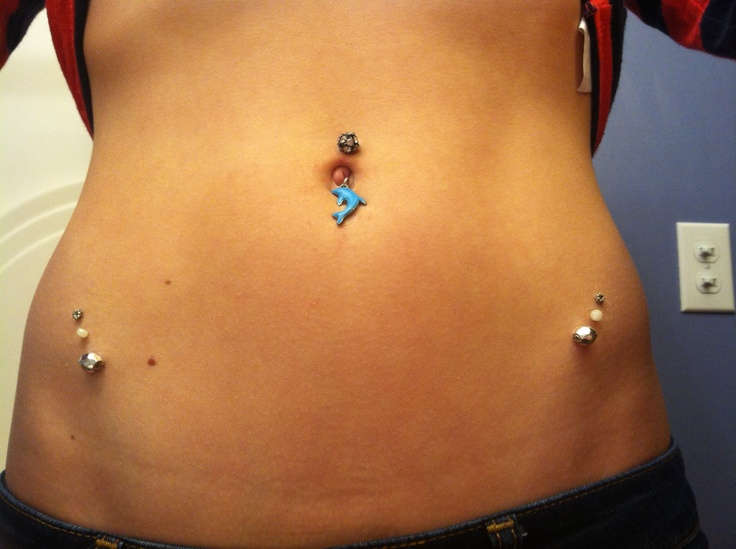 Does getting your belly button pierced hurt