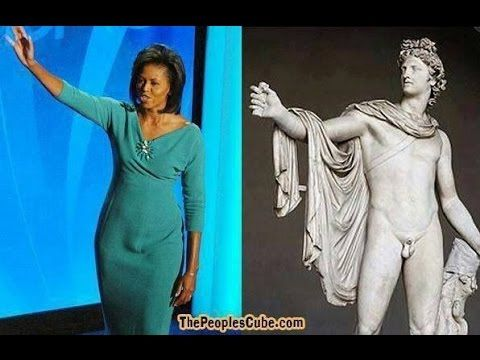 Does michelle obama have a dick