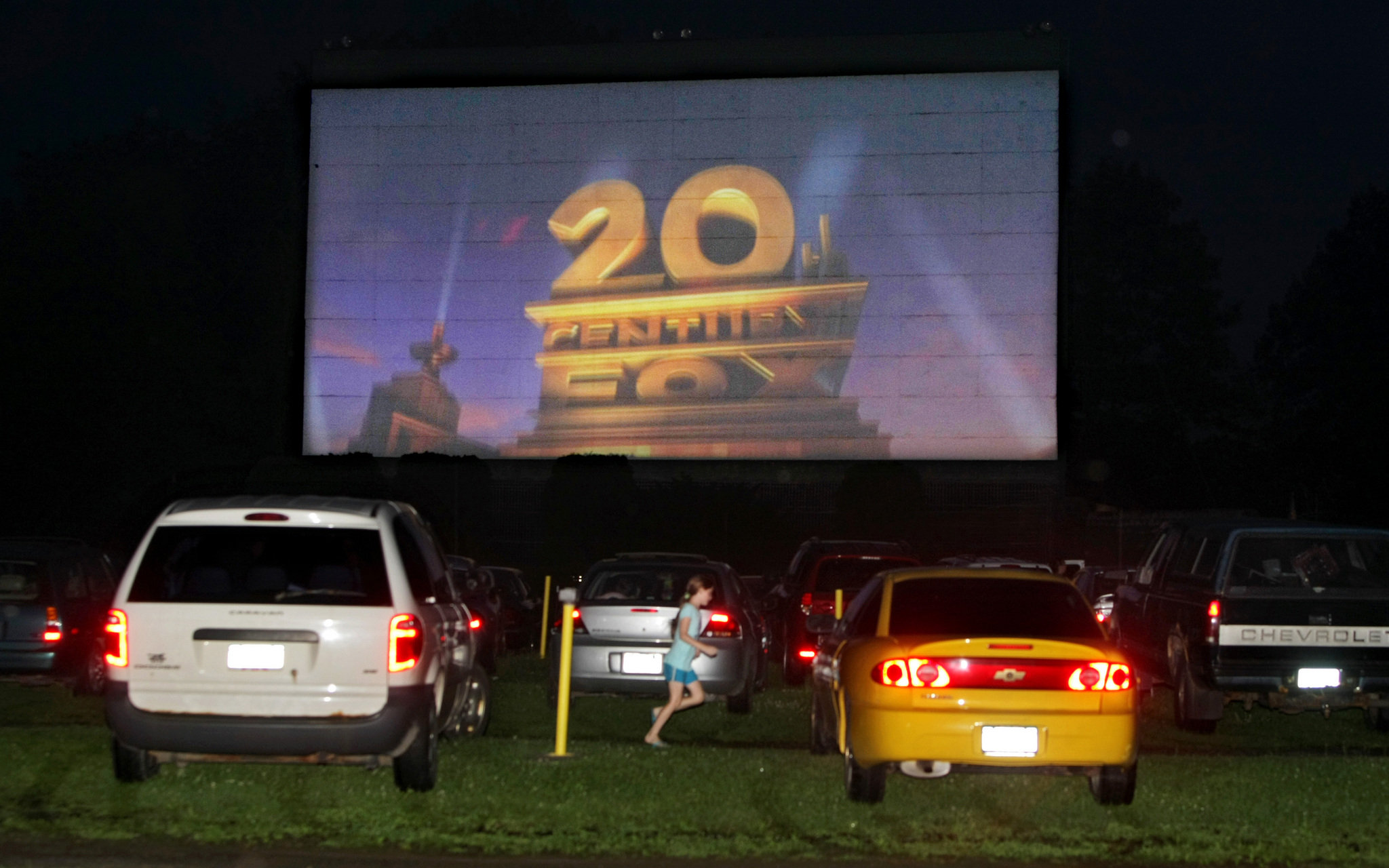 Drive thru movie near me