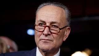Head clown chuck schumer