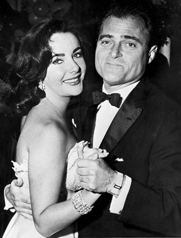 How many marriages did elizabeth taylor have