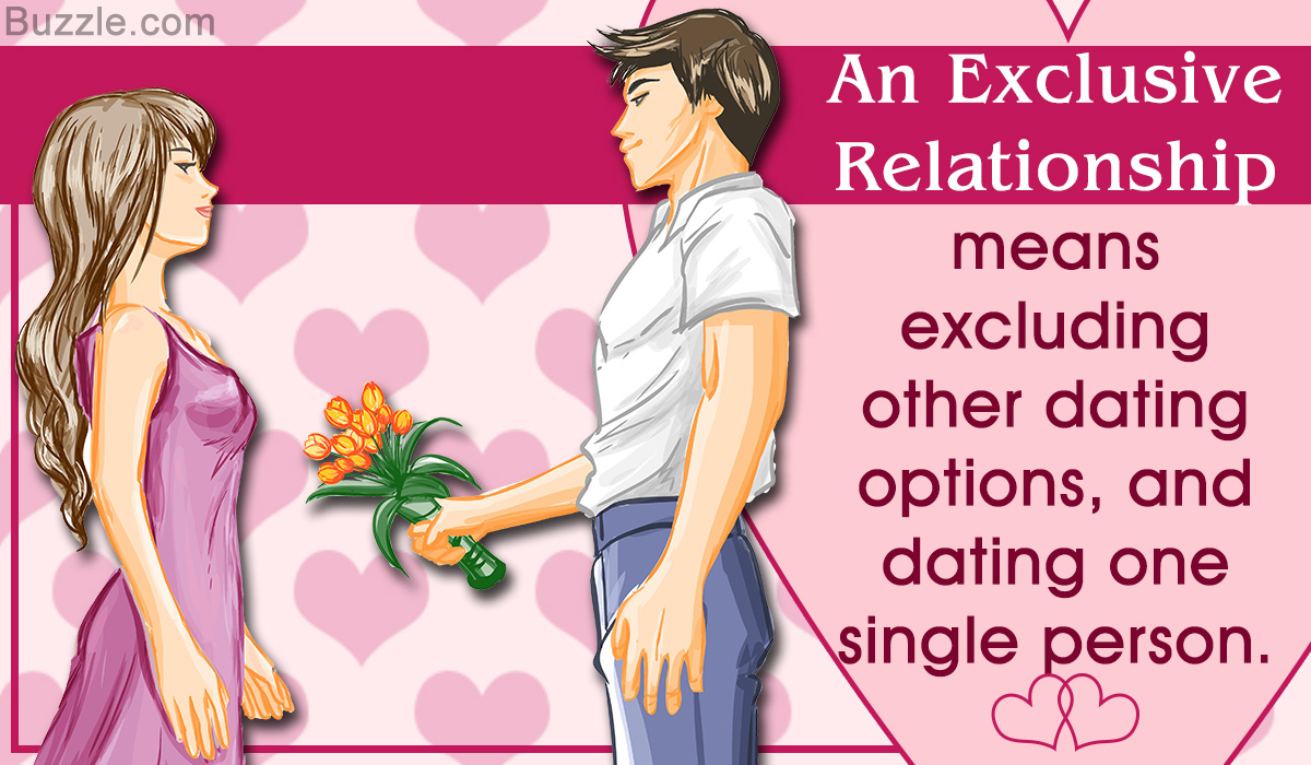 Exclusive dating vs relationship