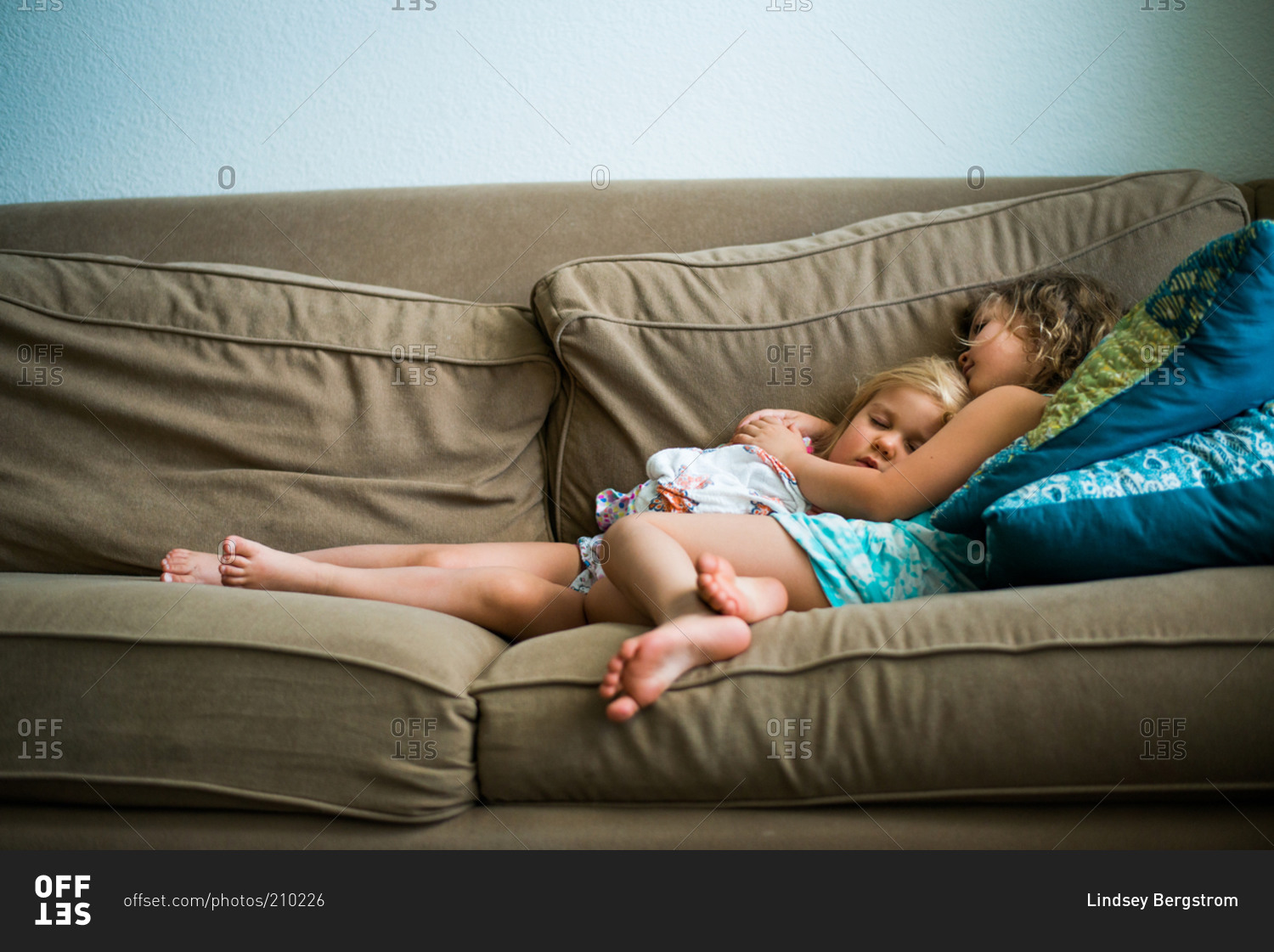 How to cuddle with a girl on the couch