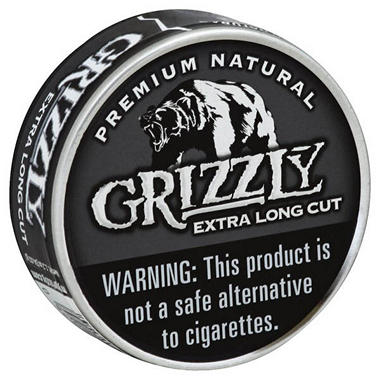 Grizzly long cut natural